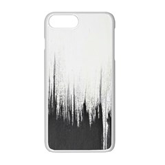 Simple Abstract Art Apple iPhone 7 Plus Seamless Case (White)