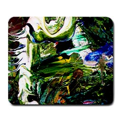 Bow Of Scorpio Before A Butterfly 8 Large Mousepads