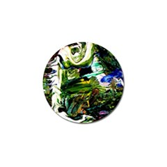 Bow Of Scorpio Before A Butterfly 8 Golf Ball Marker (10 Pack)