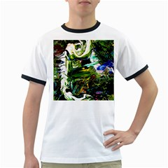 Bow Of Scorpio Before A Butterfly 8 Ringer T Shirts