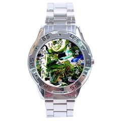 Bow Of Scorpio Before A Butterfly 8 Stainless Steel Analogue Watch by bestdesignintheworld