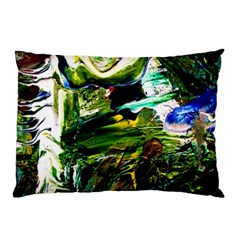 Bow Of Scorpio Before A Butterfly 8 Pillow Case (two Sides) by bestdesignintheworld