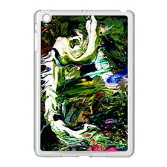 Bow Of Scorpio Before A Butterfly 8 Apple Ipad Mini Case (white) by bestdesignintheworld