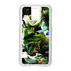 Bow Of Scorpio Before A Butterfly 8 Samsung Galaxy S5 Case (white)