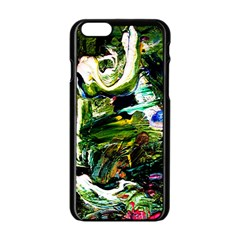 Bow Of Scorpio Before A Butterfly 8 Apple Iphone 6/6s Black Enamel Case