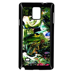 Bow Of Scorpio Before A Butterfly 8 Samsung Galaxy Note 4 Case (black)