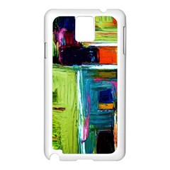 Marakesh 3 Samsung Galaxy Note 3 N9005 Case (white)