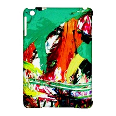 Tulips First Sprouts 7 Apple Ipad Mini Hardshell Case (compatible With Smart Cover)