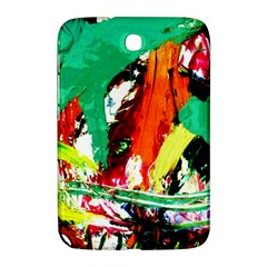Tulips First Sprouts 7 Samsung Galaxy Note 8 0 N5100 Hardshell Case