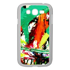 Tulips First Sprouts 7 Samsung Galaxy Grand Duos I9082 Case (white)