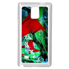 Humidity 5 Samsung Galaxy Note 4 Case (white)