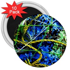 Moment Of The Haos 7 3  Magnets (10 Pack)