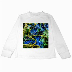 Moment Of The Haos 7 Kids Long Sleeve T Shirts