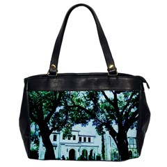 Hot Day In Dallas 16 Office Handbags by bestdesignintheworld