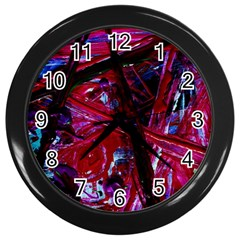 Sacred Knowledge 1 Wall Clocks (black)