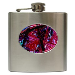 Sacred Knowledge 1 Hip Flask (6 Oz) by bestdesignintheworld