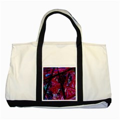 Sacred Knowledge 1 Two Tone Tote Bag