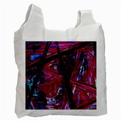 Sacred Knowledge 1 Recycle Bag (two Side)  by bestdesignintheworld