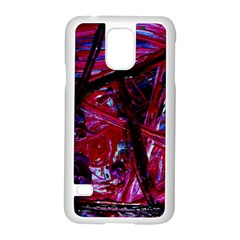Sacred Knowledge 1 Samsung Galaxy S5 Case (white)