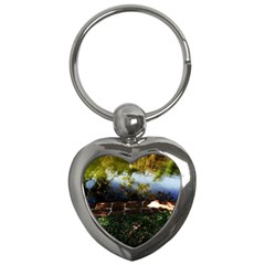 Highland Park 10 Key Chains (heart)