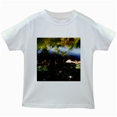Highland Park 10 Kids White T Shirts