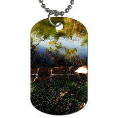Highland Park 10 Dog Tag (two Sides)