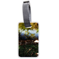 Highland Park 10 Luggage Tags (one Side)