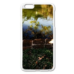 Highland Park 10 Apple Iphone 6 Plus/6s Plus Enamel White Case