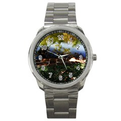 Highland Park 10 Sport Metal Watch