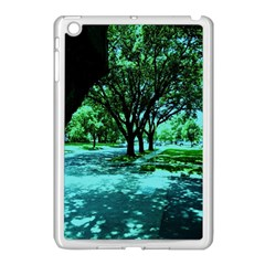 Hot Day In Dallas 5 Apple Ipad Mini Case (white)