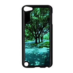 Hot Day In Dallas 5 Apple Ipod Touch 5 Case (black) by bestdesignintheworld