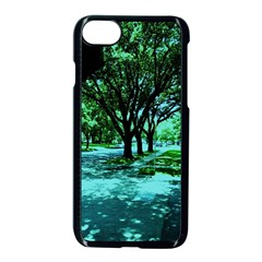 Hot Day In Dallas 5 Apple Iphone 7 Seamless Case (black)