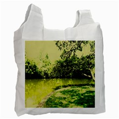 Lake Park 9 Recycle Bag (one Side)