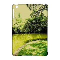 Lake Park 9 Apple Ipad Mini Hardshell Case (compatible With Smart Cover) by bestdesignintheworld