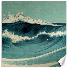 Waves Painting Canvas 20  X 20