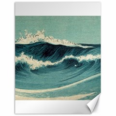 Waves Painting Canvas 18  X 24