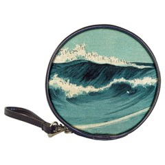 Waves Painting Classic 20 Cd Wallets