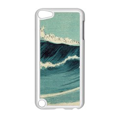 Waves Painting Apple Ipod Touch 5 Case (white)