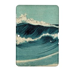 Waves Painting Samsung Galaxy Tab 2 (10 1 ) P5100 Hardshell Case