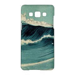 Waves Painting Samsung Galaxy A5 Hardshell Case