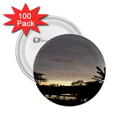 Photography Sunset 2 25  Buttons (100 Pack)