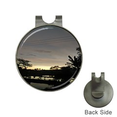 Photography Sunset Hat Clips With Golf Markers