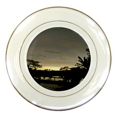 Photography Sunset Porcelain Plates