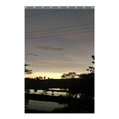 Photography Sunset Shower Curtain 48  X 72  (small)