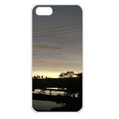 Photography Sunset Apple Iphone 5 Seamless Case (white)