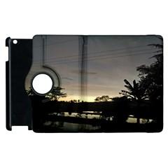 Photography Sunset Apple Ipad 2 Flip 360 Case