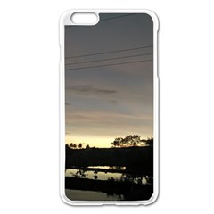 Photography Sunset Apple Iphone 6 Plus/6s Plus Enamel White Case by goodart