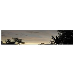 Photography Sunset Small Flano Scarf