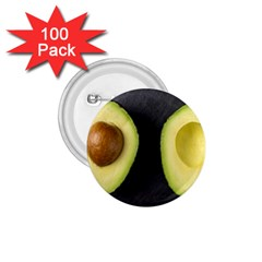 Fruit Avocado 1 75  Buttons (100 Pack)
