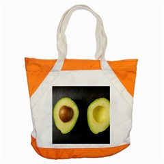 Fruit Avocado Accent Tote Bag
